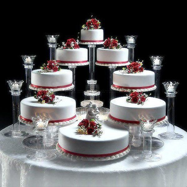 8 Tier Cake Stand
