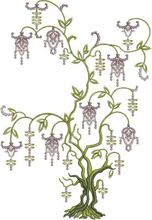 Sue Box Creations | Download Embroidery Designs | 30 - Arbour