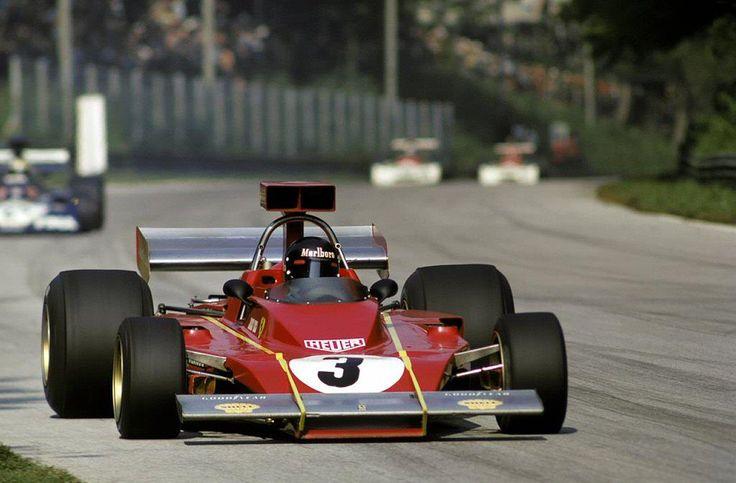 1973 Ferrari 312B3 Arturo Merzario