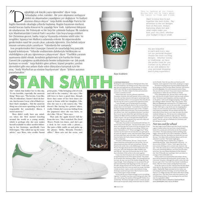 """Stan Smit"" by natasja-varlamoff on Polyvore featuring adidas, Balmain and ASOS"
