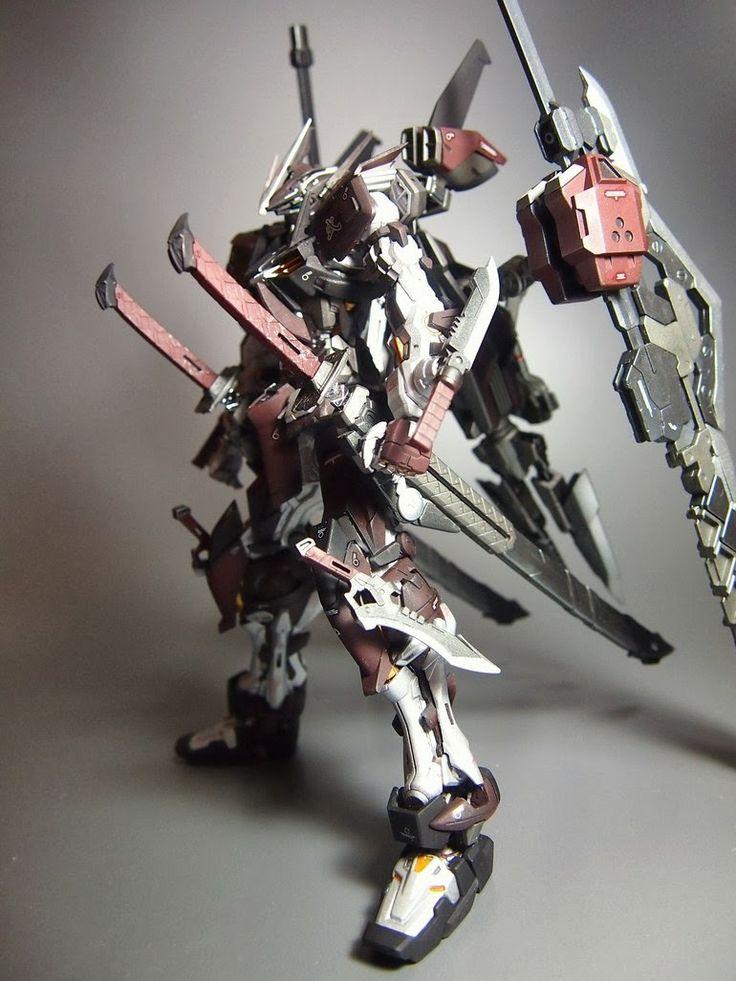 1/100 Gundam Astray 忍 (Shinobi) Frame