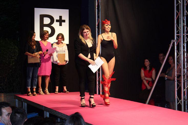 Pasarela Barreira 2015 Mari Carmen Miñana, premio Sombrerería