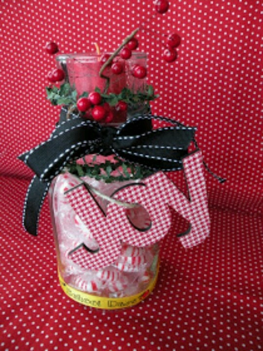 17 best images about mason jars on pinterest hot for Christmas candle gift ideas