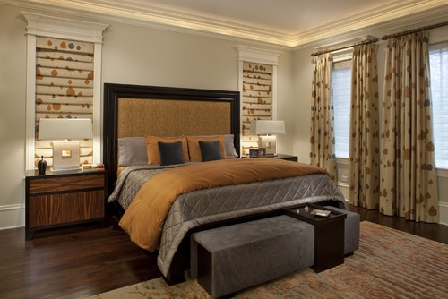 Contemporary bedroom by michael abrams limited furniture amp decor in