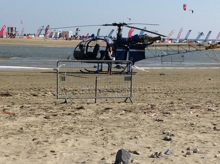 Isuzu & windsurf at Mondial du Vent, Leucate, France!