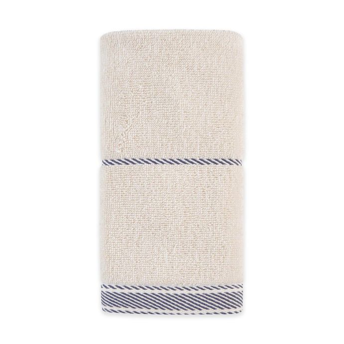 Bee Willow Home Clearwell Fingertip Towel In Ivory Bed Bath