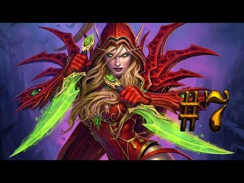 Hearthstone: Rogue - Bombs Away! (Wild #7) - YouTube