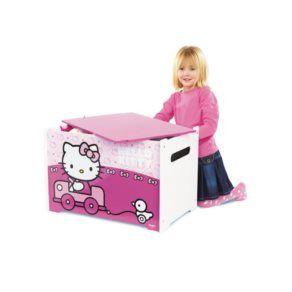Förvaringsmöbler - Disney - Hello Kitty Förvaringskista