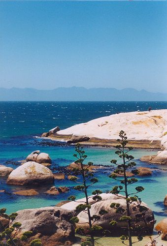 Near Cape Town, South Africa.