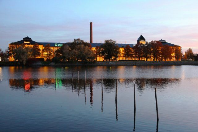 Puuvilla / University of Turku in Pori, Finland