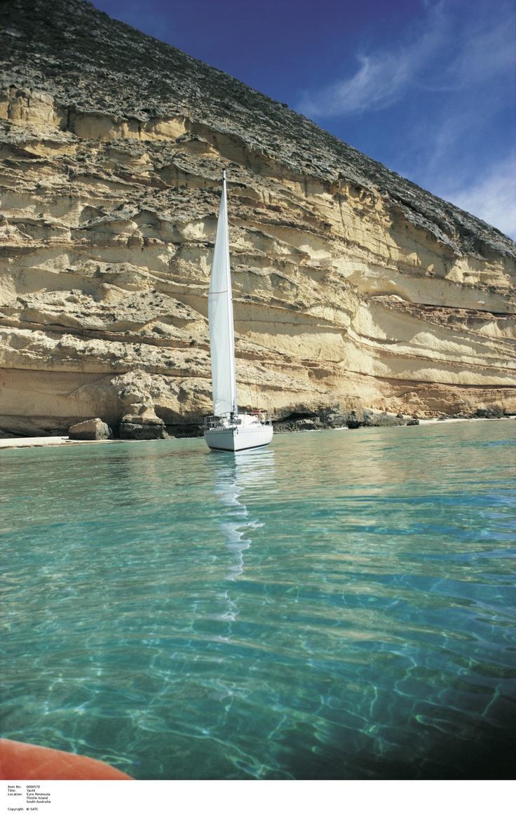 Thistle Island, Eyre Peninsula, South Australia #wanderlust #YLP100BestOf