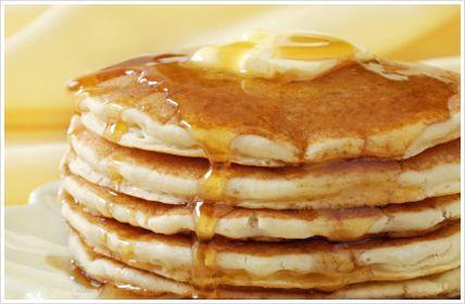 Flapjacks Try...  500ml flour  2 eggs  2 tbsp sugar  1 ½ tbsp butter, melted  2½ tsp baking powder  1/3 tsp salt  300ml milk