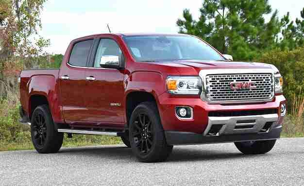2019 Gmc Canyon Denali Colors 2019 Gmc Canyon Denali Colors With The Growing Demand For Trucks And Utility Vehicles Manufacturers Are Gmc Canyon Gmc Canyon