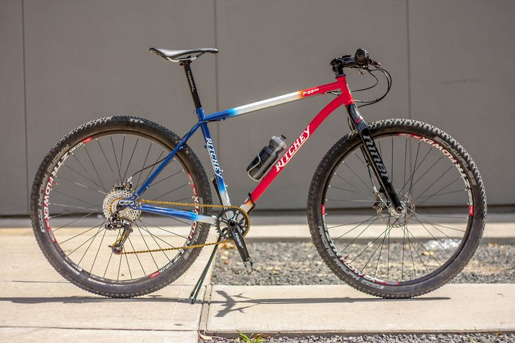ritchey p 29 with niner carbon fork   Ritchey P29 ...
