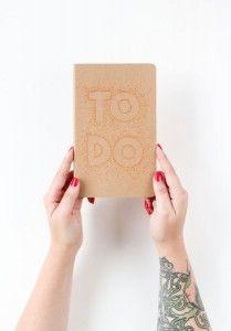 Cuadernos decorados DIY 7