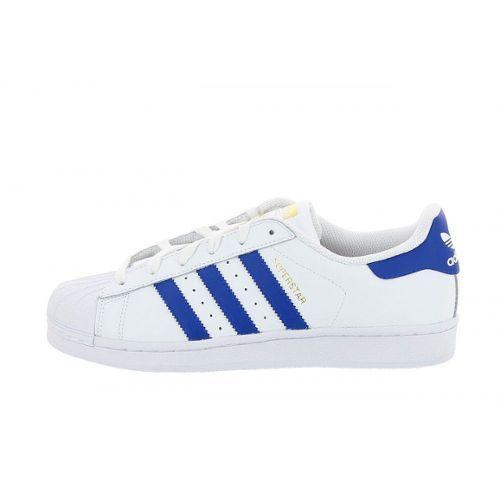 Adidas Super Star Bleu