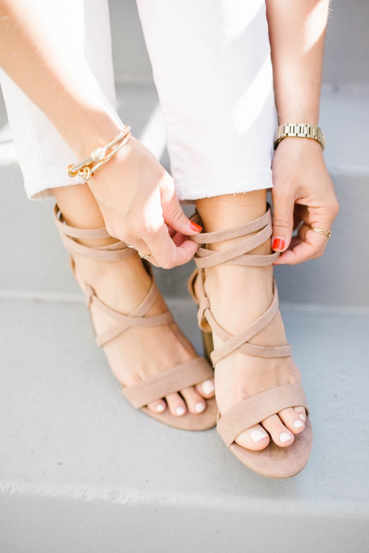 LC Lauren Conrad Sunrise High Heels | Available at Kohl's
