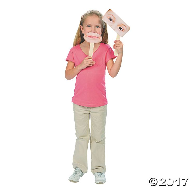 A unique way to teach children about expressing and reading emotions on people's faces. Use these props to enhance storytime or role playing while ...
