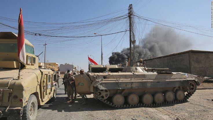 Iraqi PM: Tal Afar 'liberated' from ISIS