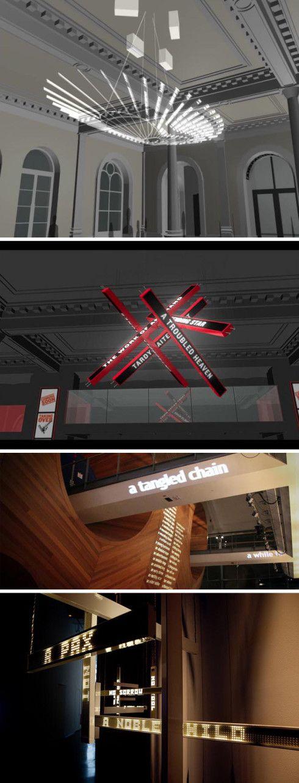 Public Theater, NYC, Ben Rubin