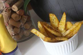COMO FAZER BATATA RÚSTICA batata rustica assada batata rustica frita receita