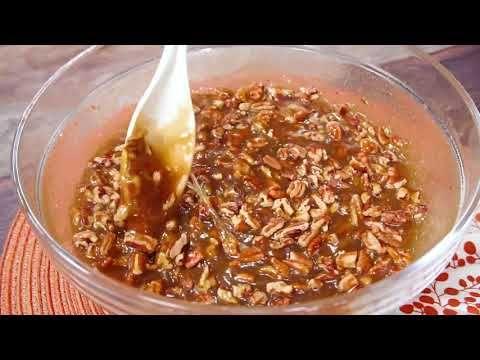 Dixie's Pecan Pie Cobbler - An Alli Event