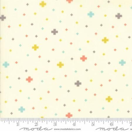 Moda Desert Bloom Mesa Ivory Sherri and Chelsi A Quilting Life Multicolor plus fabric by StitchStudioOC on Etsy https://www.etsy.com/listing/480031150/moda-desert-bloom-mesa-ivory-sherri-and