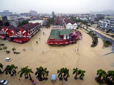 Keadaan dan gambar terkini Bandar Kuantan