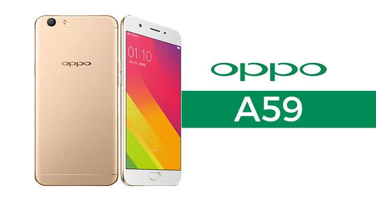 OPPO A59 launched in China with 5.5-inch HD display, 3GB RAM, 32GB internal storage expandable upto 128GB, 13-MP primary and 8-MP front camera.