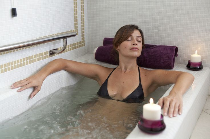 Bagno Termale agli olii essenziali.  #abano #terme #termevenezia www.termevenezia.it
