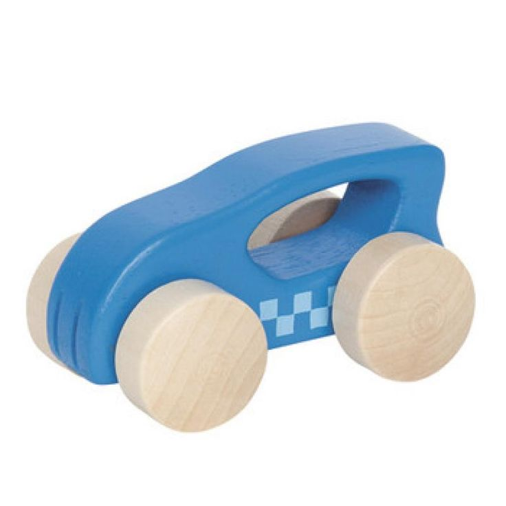 Little Autos Blue - Hape for sale by Little Shop of Treasures. Other Hape available now at LSOT.