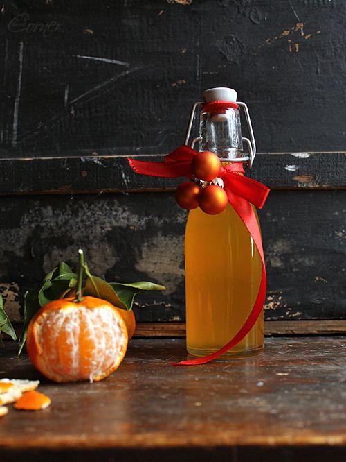 Mandarin Syrup