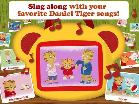 Daniel Tigers Grr-ific Feelings by PBS Kids Skill: Emotions