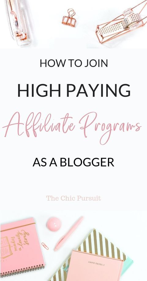 The Best High Paying Affiliate Programs For Fashion Bloggers – Jasmine M – Lifestyle Blogger