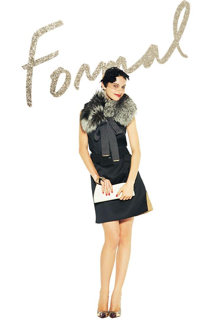 【Formal】SARAH FEMININE-LADY