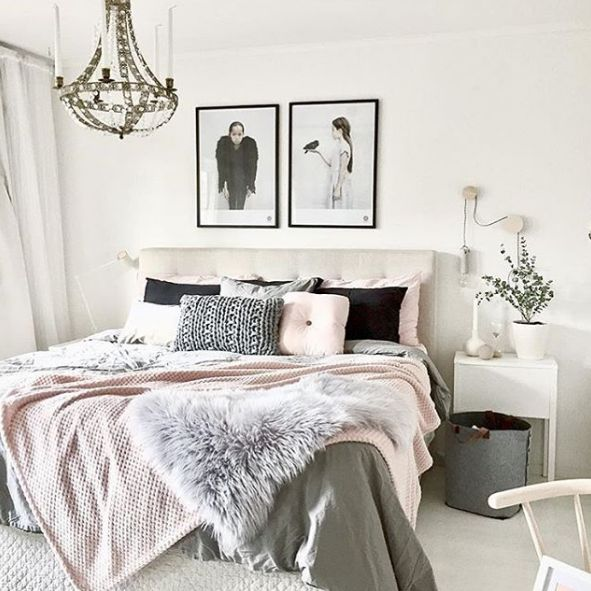 Best 27 Best Navy Blush And Gold Bedroom Inspiration Images On Pinterest Bedroom Ideas Master 640 x 480
