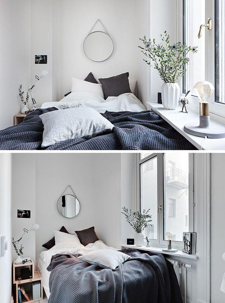 78 best ideas about scandinavian bedroom on pinterest - Scandinavian interior design bedroom ...
