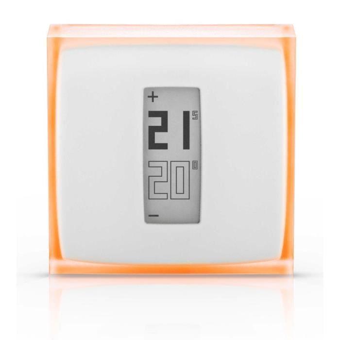 169.99 € ❤ Objets connectés #IoT #FrenchTech - #NETATMO Thermostat connecté Netatmo by #Starck ➡ https://ad.zanox.com/ppc/?28290640C84663587&ulp=[[http://www.cdiscount.com/maison/bricolage-outillage/netatmo-thermostat-connecte-netatmo-by-starck/f-117044120-net3700730500234.html?refer=zanoxpb&cid=affil&cm_mmc=zanoxpb-_-userid]]