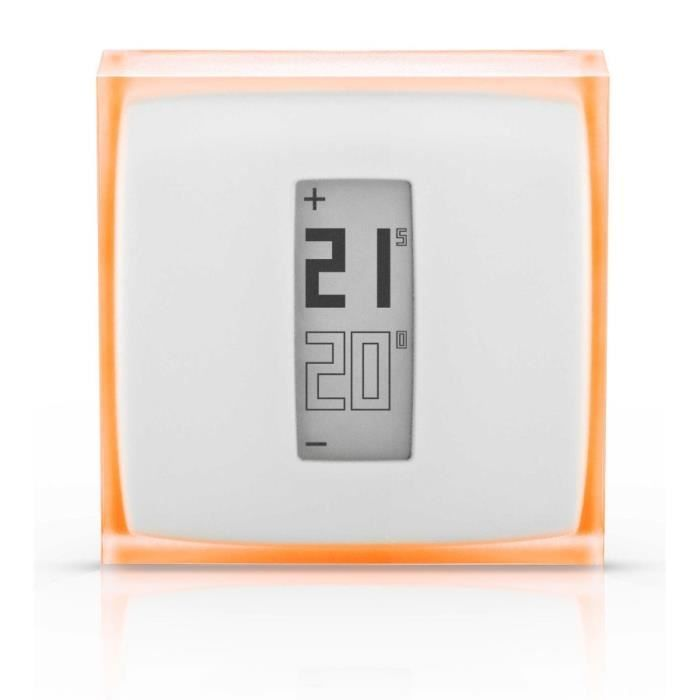 169.99 € ❤ Objets connectés #IoT #FrenchTech - #NETATMO Thermostat connecté Netatmo by #Starck ➡ https://ad.zanox.com/ppc/?28290640C84663587&ulp=[[http://www.cdiscount.com/maison/bricolage-outillage/netatmo-thermostat-connecte-netatmo-by-starck/f-117044120-net3700730500234.html?refer=zanoxpb&cid=affil&cm_mmc=zanoxpb-_-userid]]