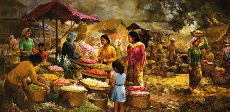 S. Toyo - Pasar Bunga
