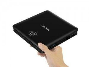 エルミタージュ秋葉原 – CHUWI、デュアルOS対応の120mm角コンパクトPC「HiBox」正式発表
