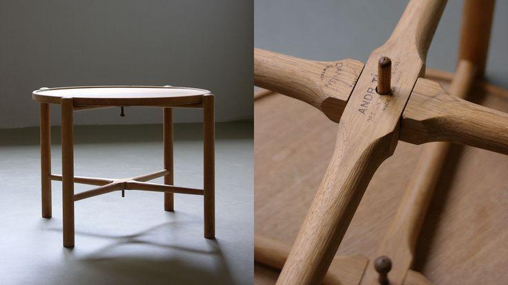 Hans Wegner Tray Table