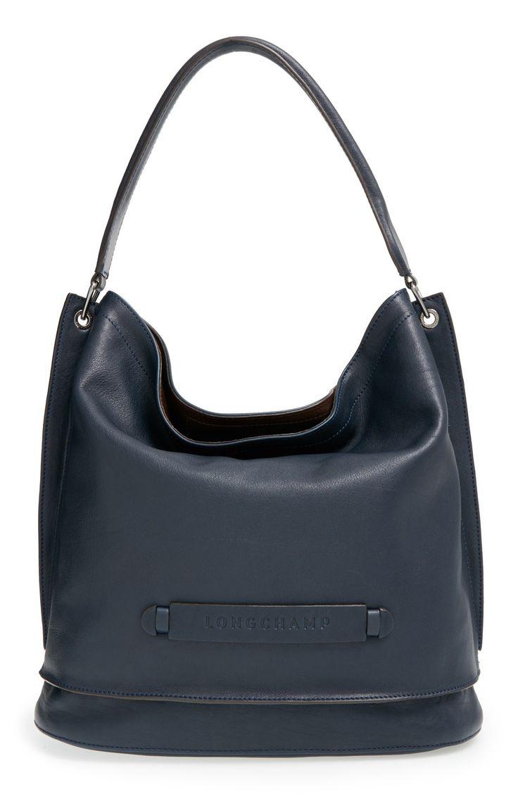 Buy LONGCHAMP '3D' Leather Hobo online. New LONGCHAMP Handbags. [$735] SKU LJZG15170YHKS16978