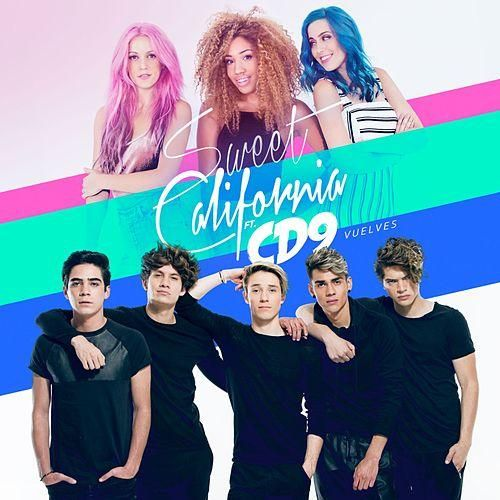 Sweet California: Vuelves (Feat. CD9) (CD Single) - 2016.