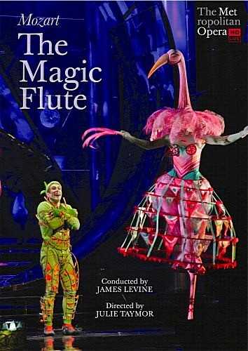 The Magic Flute, Mozart