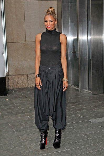 Ciara Photo - Ciara at the VH1 Studios in NYC