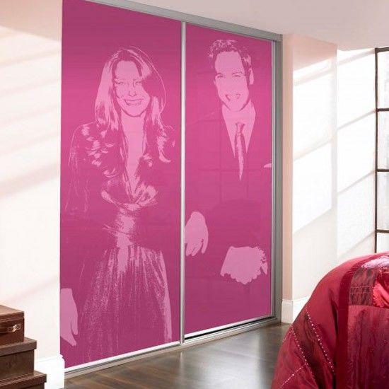13 Best Images About Pretty Pink/Purple Sliding Doors On Pinterest