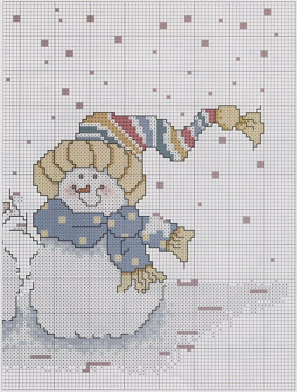Just Cross Stitch Patterns | Learn craft is facilisimo.com 5