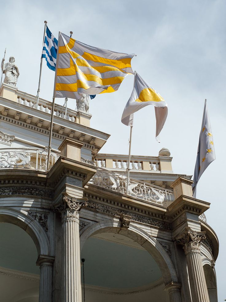 Flag (Greece), 2016 | Flag (Europe), 2016 | Flag (Shadow), 2016 - Ai Weiwei at Cycladic