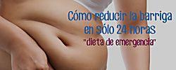 Cómo perder barriga y depurar el organismo en solo 24 horas